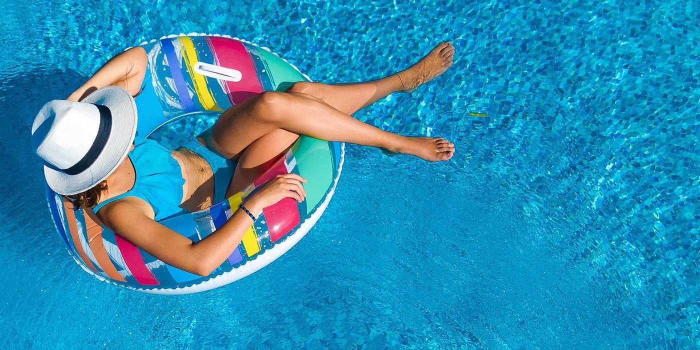 Kupanje na bazenu
